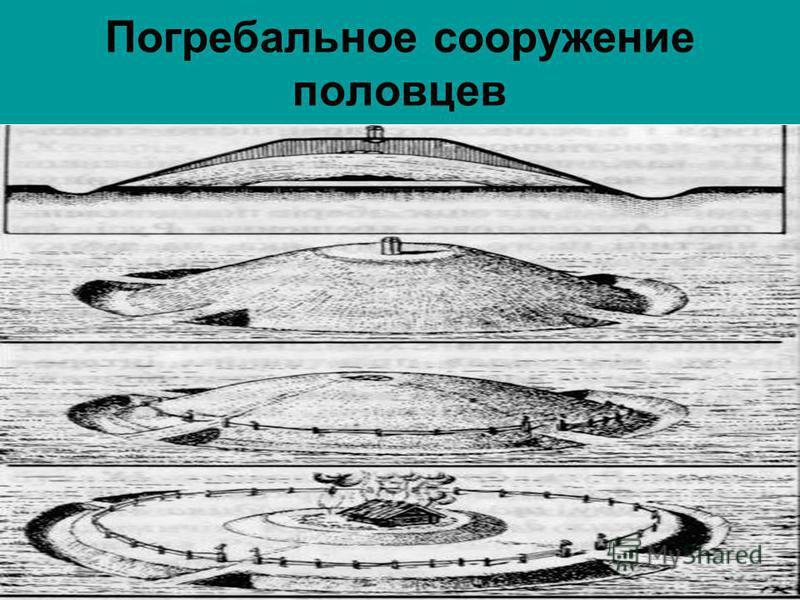Погребальное сооружение половцев