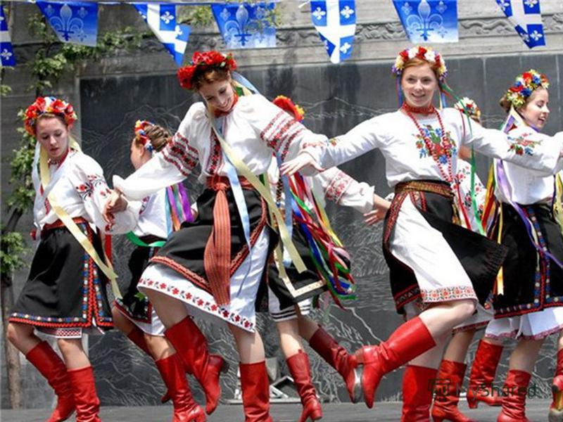 Українська народна пісня Од Києва до Лубен