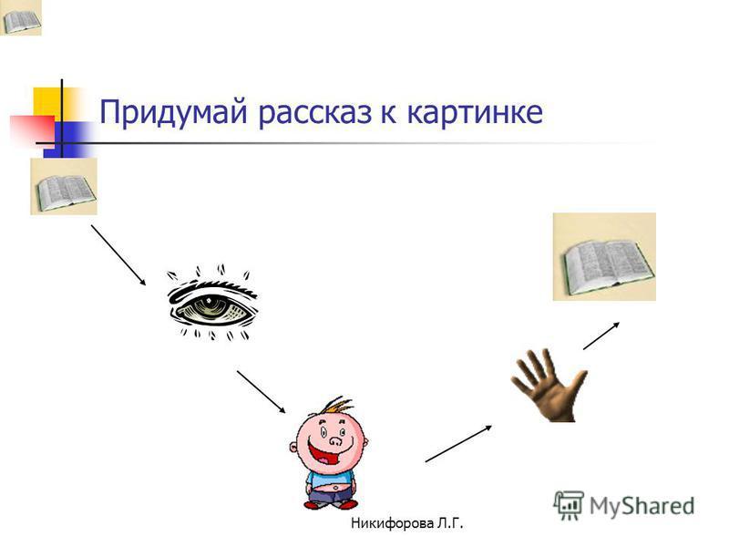 Никифорова Л.Г. Придумай рассказ к картинке.