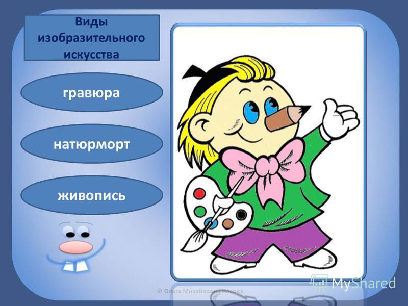 © Ольга Михайловна Носова рельеф Виды изобразительного искусства лубок светотень