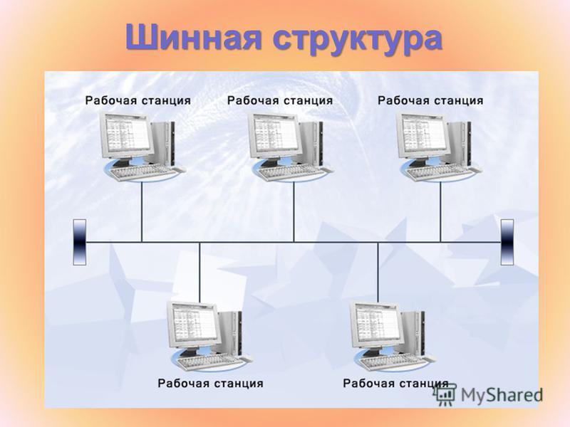 Шинная структура