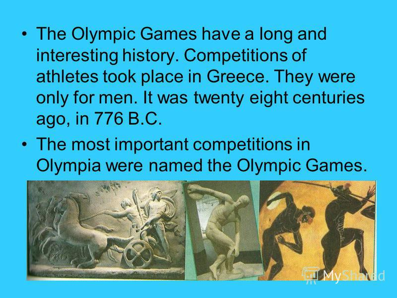 an introduction to the brief history of the olympic games an international sports competition History the international basketball federation, more commonly known by the french acronym fiba (fédération internationale de basketball), is an association of national organisations which governs international competition in basketball.