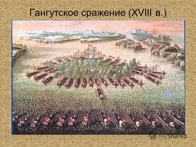 Гангутское сражение (XVIII в.)