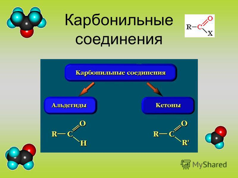 Карбонильные соединения