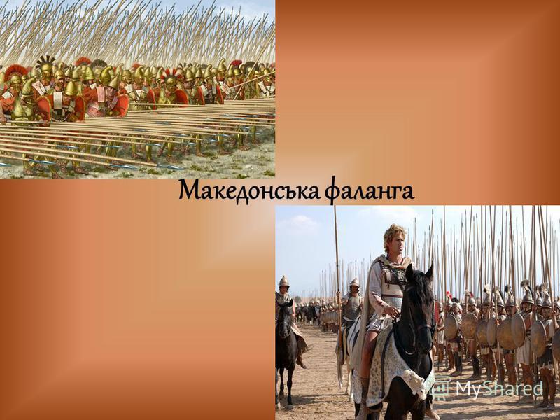 Македонська фаланга