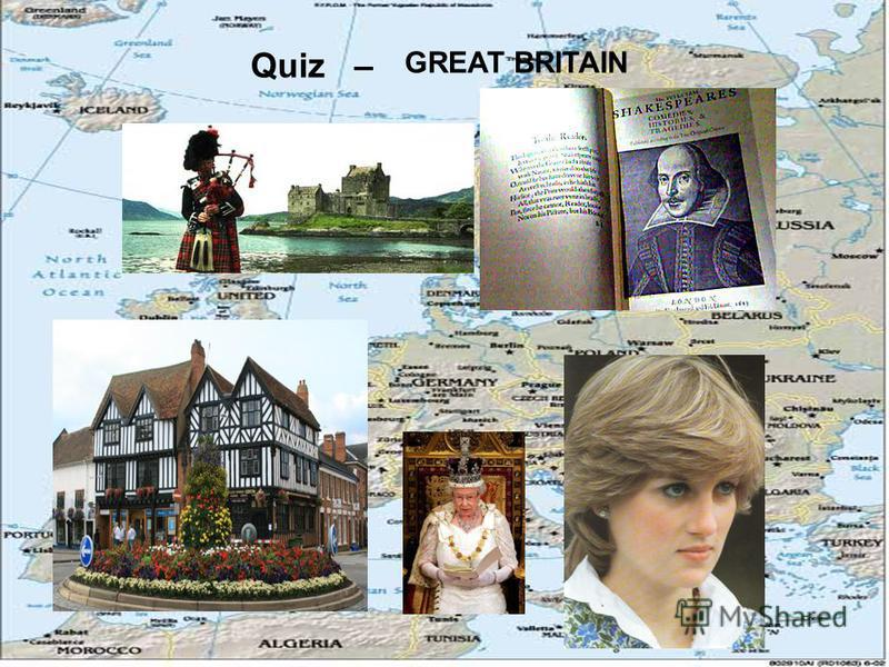 Quiz – GREAT BRITAIN