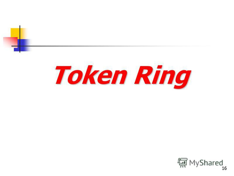 16 Token Ring
