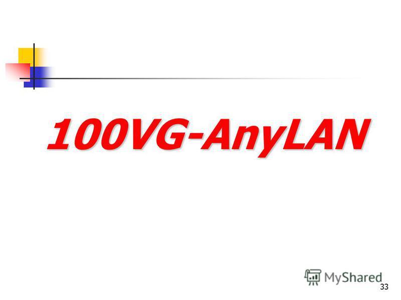 33 100VG-AnyLAN