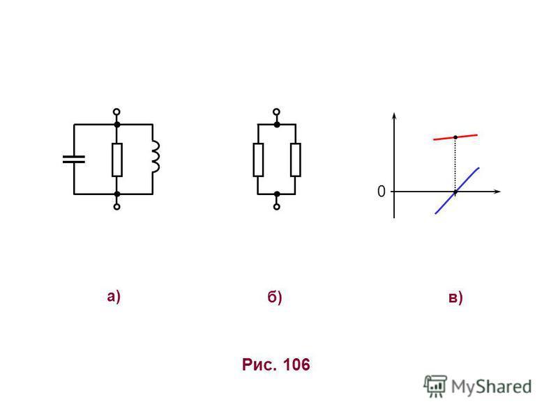 а)а) Рис. 106 б)б) 0 в)в)