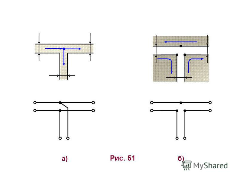 б)б) Рис. 51 а)а)