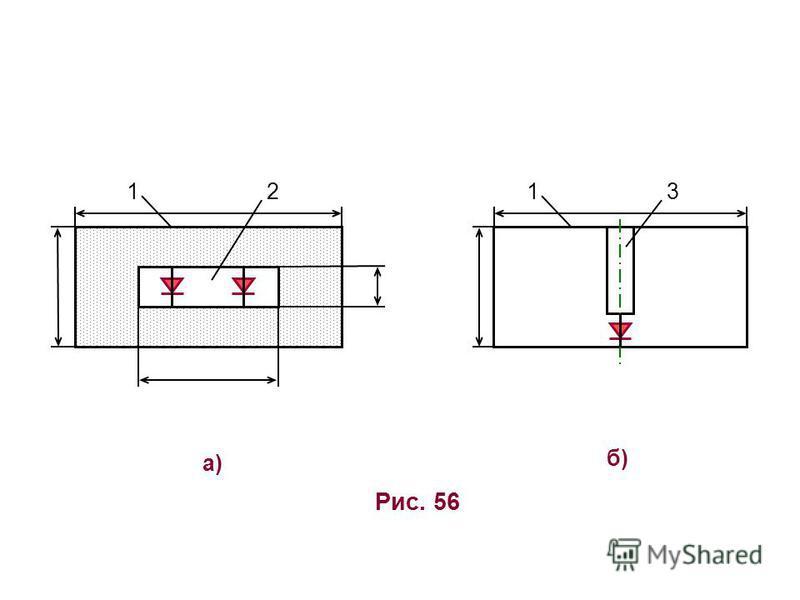 а)а) Рис. 56 б)б) 3121