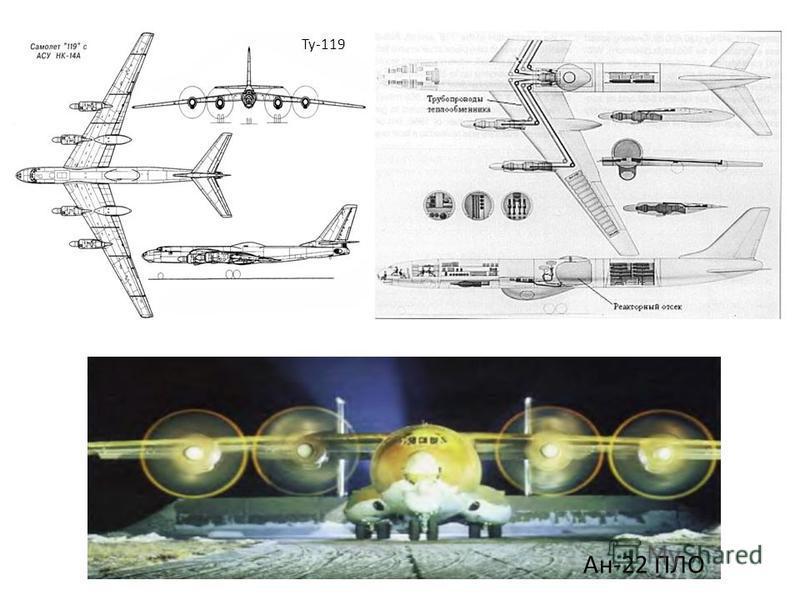 Ту-119 Ан-22 ПЛО