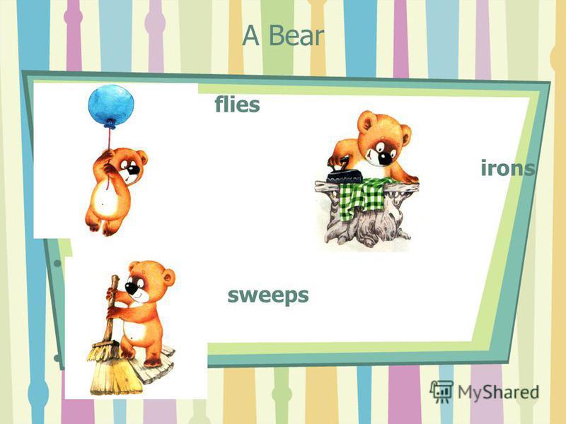 A Bear flies irons sweeps