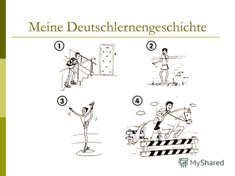 Meine Deutschlernengeschichte