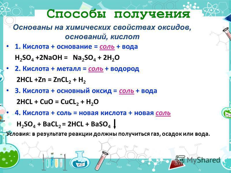 Химические свойства 5. Разложение при нагревании СаСО 3 = СО 2 + Н 2 О