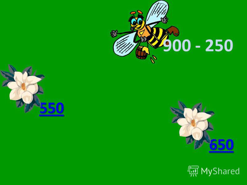 900 - 250 850 650