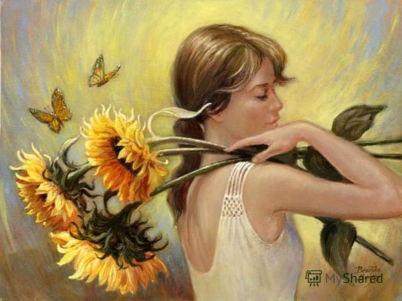 Удивительно светлые и нежные работы Бренды Бурке.