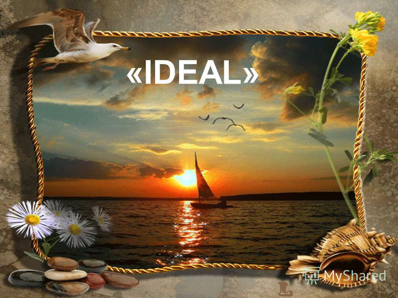 «IDEAL»