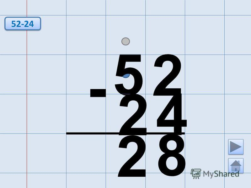 5 2 - 2 4 2 8 52-24