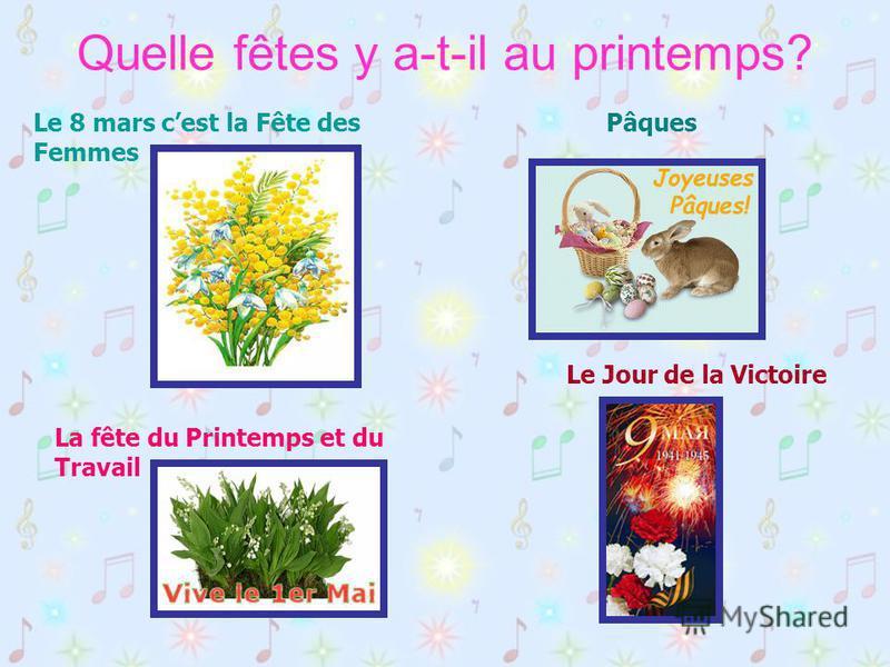 Quelles fleurs de printemps vois-tu? la primevère le muguetla pâquerette le tulipe le mimosale narcissele myosotis