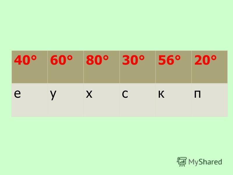 40°60°80°30°56°20° еухскп