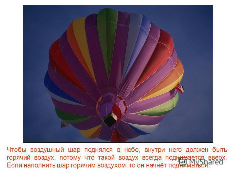 Как бы сильно не мечтал человек о полётах, в небо он смог подняться только в 18 веке. И первым аппаратом, поднявшим человека в воздух, стал воздушный шар.