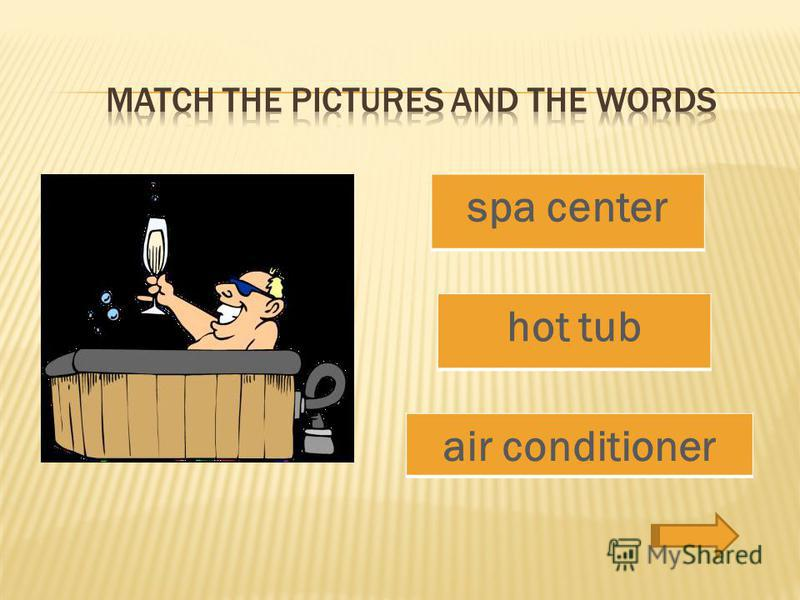 hot tub spa center air conditioner