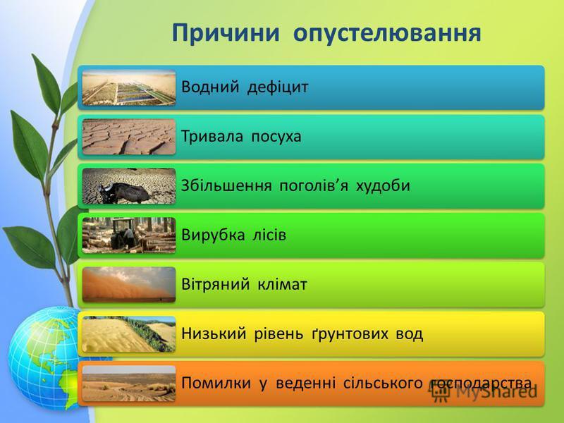 Реферат на тему чи не перетвориться земля на пустелю реферат на тему чи не перетвориться земля на пустелю