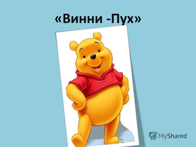 «Винни -Пух»
