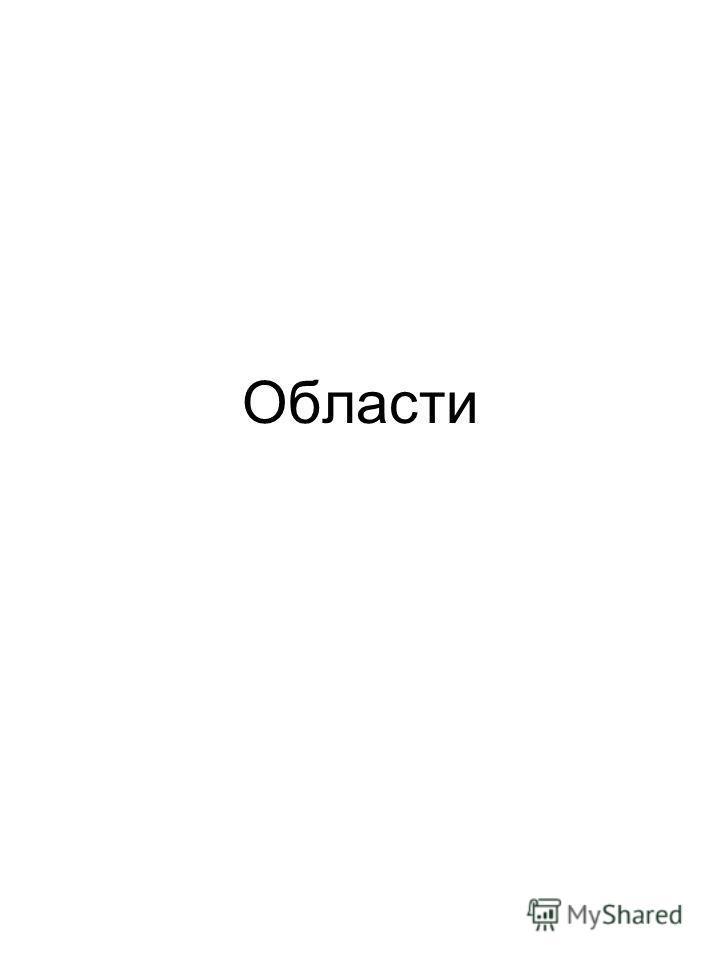 Области