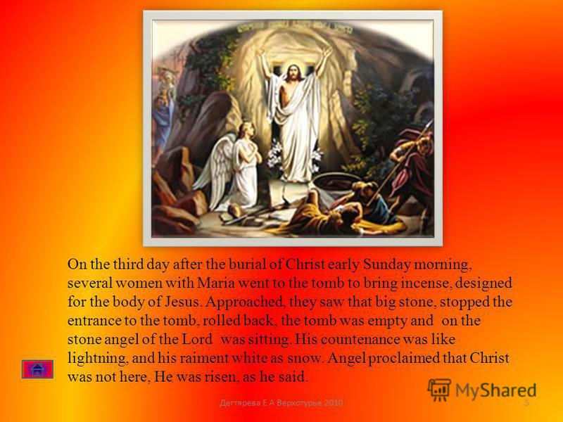 History of Easter The word