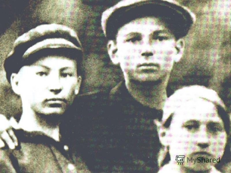 1920 – 1927рр. – навчання в Обухівській трудовій школі. 1920 – 1927рр. – навчання в Обухівській трудовій школі.