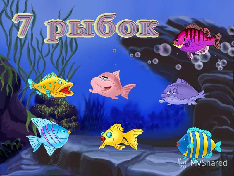 Коля с папой удили рыбу. Коля поймал 4 рыбки, а папа 3 рыбки. Сколько рыбок поймал папа?