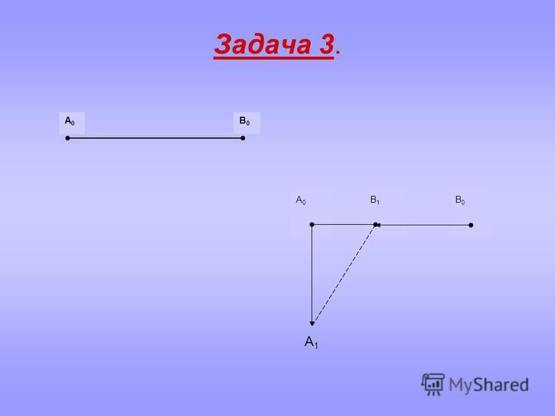 Задача 3. B0B0 A0A0 B0B0 B1B1 A0A0 A1A1