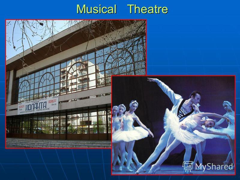 Musical Theatre Musical Theatre