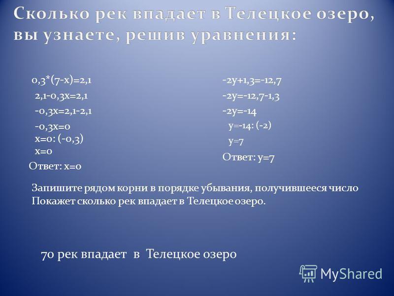 Устная тренировка -2,8:0,1= -5,07:0,3= -103*0,2= -3,6: (-0,18)= -50,5:5= -15- (-52)= -190*0,1= -40+59= -75: (-3)= 12-32= -4-5= Л 37 З -10,1 Р -20,6 О -16,9 Т 25 Г -28 Е -9 о 19 ы 20 -28 Г -16,9 О -20,6 Р 20 Ы -10,1 З 19 О 37 Л -19 О 25 Т -20 Ы -9 Е 2