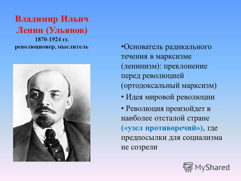 lenins revolution from marxism to leninism essay