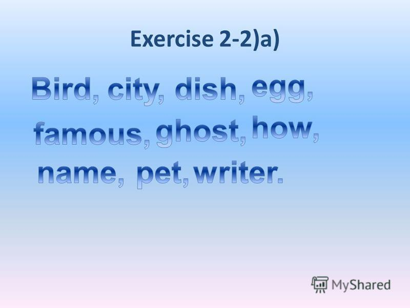 Exercise 1 493209151411825 dictionary