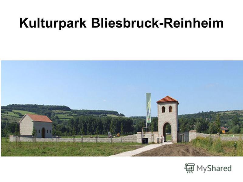 Kulturpark Bliesbruck-Reinheim