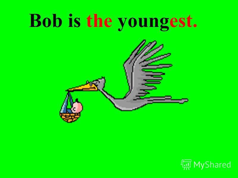 Richard is younger than Robert