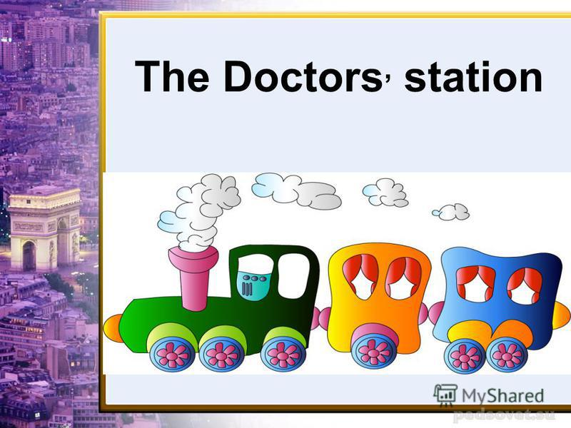 The Doctors, station