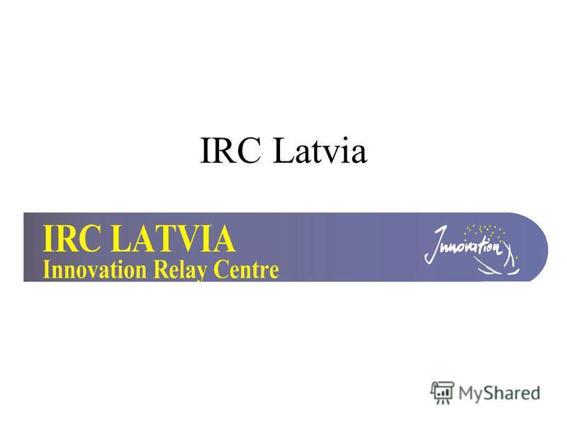 IRC Latvia