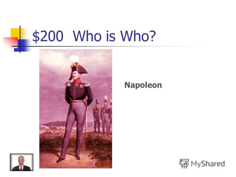 $100 Who is Who? Michael Kutuzov