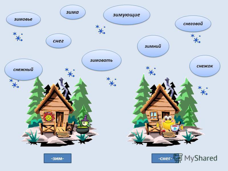зима снег зимовать зимний снежок снежный зимующие снеговой зимовье -зим--снег-