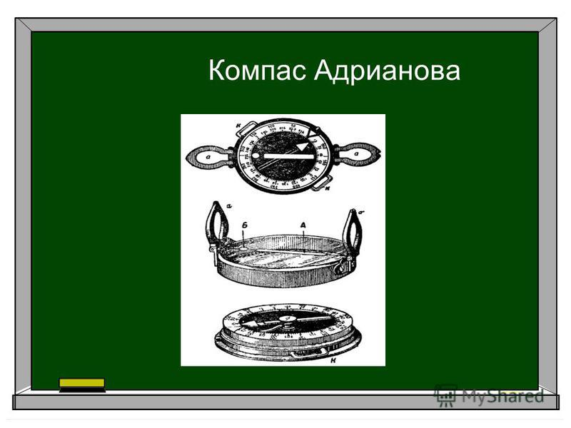 Компас Адрианова