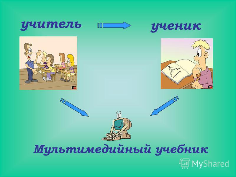 учитель ученик Мультимедийный учебник