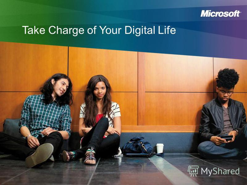 Take Charge of Your Digital Life