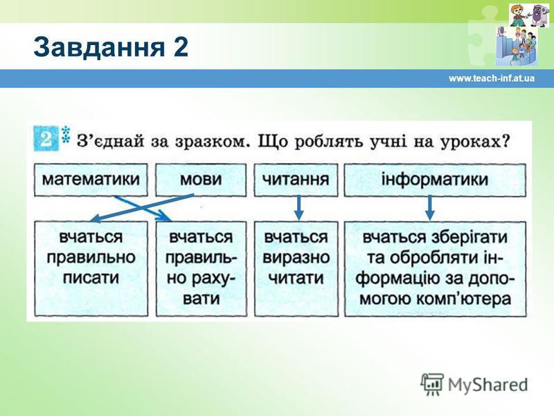 Завдання 2 www.teach-inf.at.ua