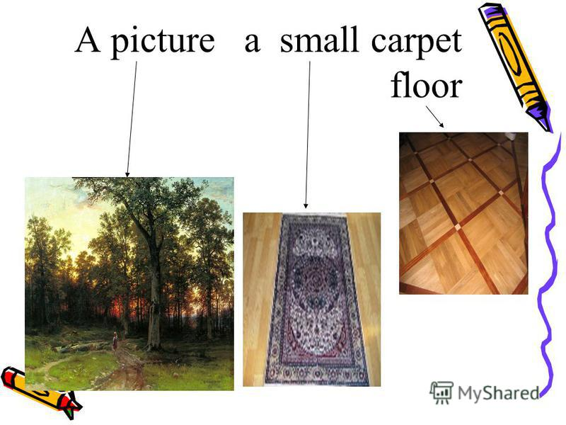 A picture a small carpet floor