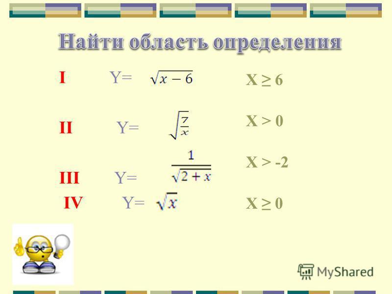 I Y= II Y= III Y= IV Y= X 6 X > 0 X > -2 X 0